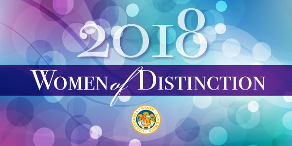 2018 Women of Distinction Nominations