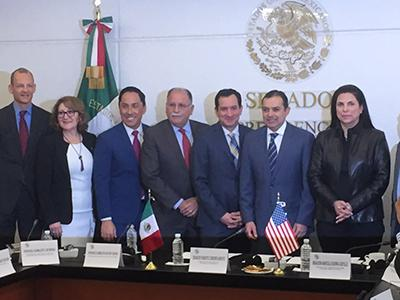 Speaker's Delegation to Mexico