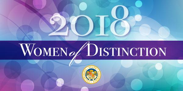 2018 Women of Distinction
