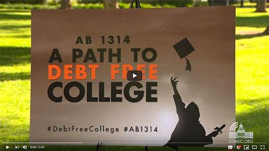 A Path to Debt-Free College