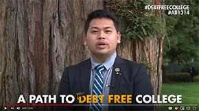 A Path to Debt-Free College, Student Testimonial